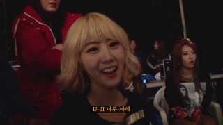 베스티(BESTie) - 'THANK U VERY MUCH' MV Making 1