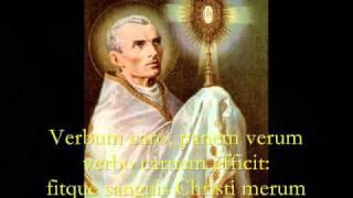 Pange Lingua Gloriosi - Catholic Hymns, Gregorian Chant