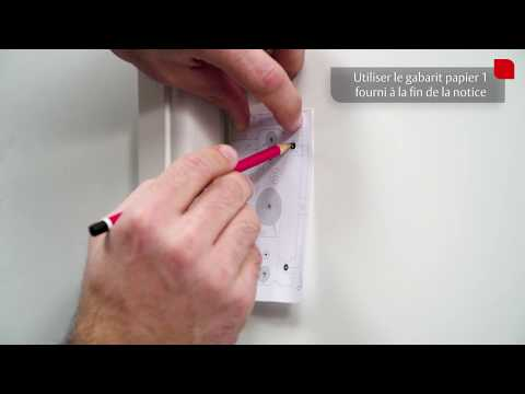 Tutoriel d'installation Fluid Control - Gâche et Barre