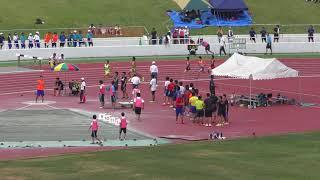 H30千葉県中学総体男子1500m決勝