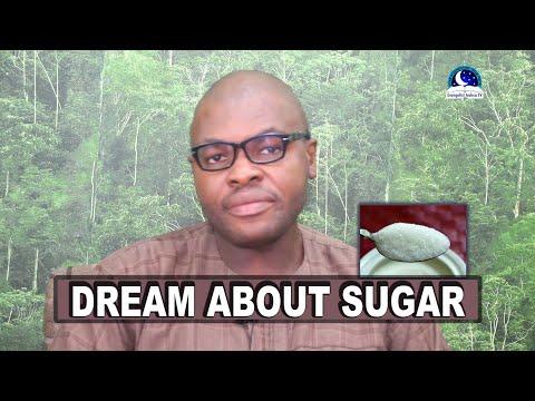 BIBLICAL MEANING OF SUGAR IN DREAM - Evangelist Joshua Orekhie Dream Dictionary