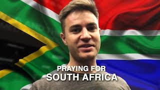 Join us in Prayer for SA as you watch this Video