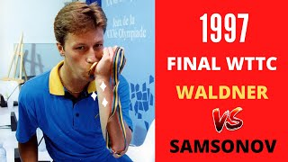 Throwback : Jan Ove Waldner / Vladimir Samsonov (BEST OF)