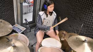 G.E.M.【倒數 TIK TOK】  Drum Cover