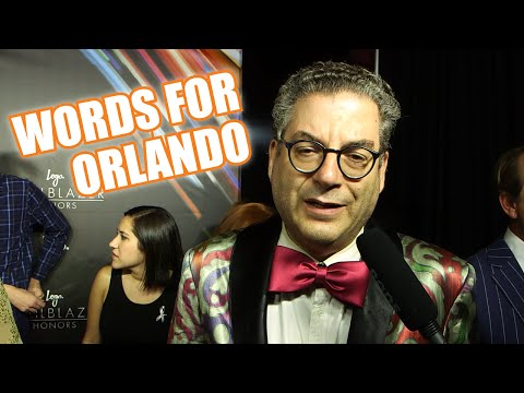 Words For Orlando | Feat. Candis Cayne, Carson Kressley & Michael Musto