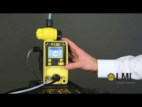 LMI PD Series Metering Pump Input