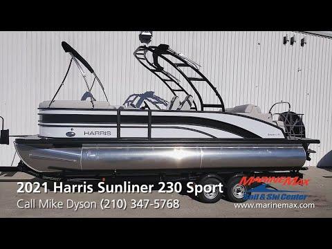 2021 Harris                                                              Sunliner 230 Sport Image Thumbnail #0