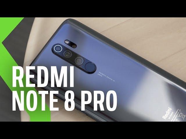 Xiaomi Redmi Note 8 Pro, Review: MODO NOCHE y 64MP lo LANZAN a ser SUPERVENTAS