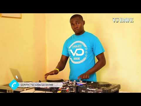 Vj Dave – Live Kenyan and Club Bangers Mix (RH EXCLUSIVE)