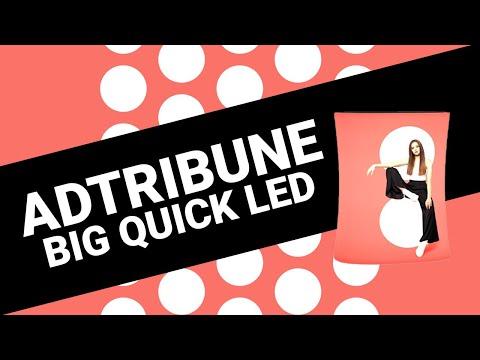 adTribune Big Quick LED video