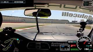 preview picture of video 'Porsche Carrera Cup - Misano Adriatico (2012) - Matteo Malucelli (Qualifica)'