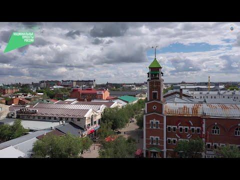 Глава Минстроя России Владимир Якушев посетил Оренбург с рабочей поездкой