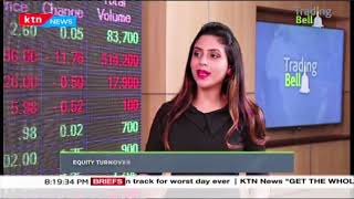 Market analysis this week with Elizabeth Wangechi, head of research NCBA | TRADING BELL