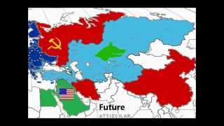Future Of The World | Europe Usa Turkistan Eurasia