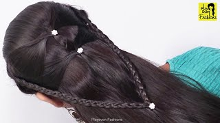 Beautiful Hairstyles For Special Occasions / New Beautiful Easy Hairstyle For Party Or Wedding