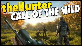 The Hunter: Call Of The Wild - Fox & Deer Hunting! - The Hunter Call Of The Wild Gameplay [Beta]
