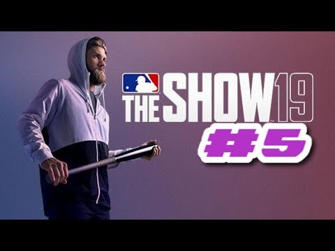 MLB The Show 19 PS4 Road To The Show - HITTING STREAK ON THE LINE