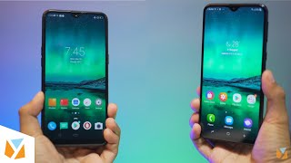 Realme 3 vs Samsung Galaxy M20 Comparison Review