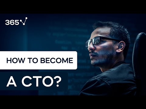 How to Become a Chief Technology Officer (CTO)