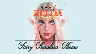 Legend of Zelda — Fairy Fountain (Orchestrated)