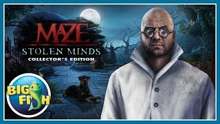 Maze: Stolen Minds Collector's Edition video