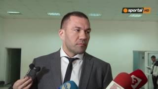 Кобрата: Съмнява ме, че ще има мач между Джошуа и Кличко