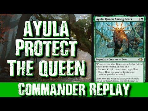 Ayula Queen Among Bears - Protect the Queen vs Ojutai, Olivia, Sen Triplets