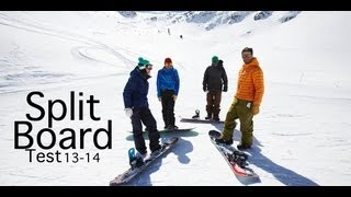 preview picture of video 'Test Splitboard magazine 2013-14'