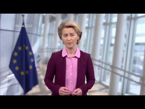 Γεωργία | Πρόεδρος ΕΕ κ. Ούρσουλα φον ντερ Λάιεν | 01/04/2020