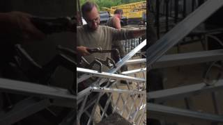 Bending Aluminum Cap Molding
