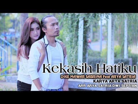 Dike Mawar Sabrina feat. Arya Satria - Kekasih Hatiku [OFFICIAL]