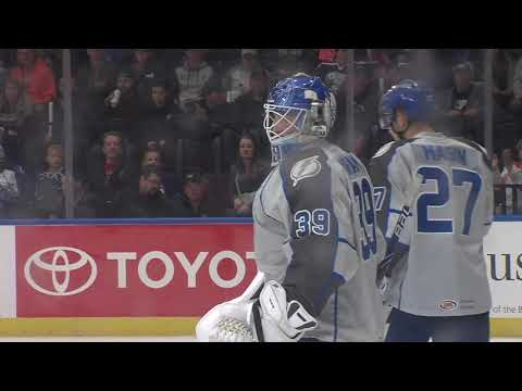 Checkers vs. Crunch | Oct. 13, 2018