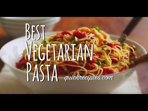 Video Best Vegetarian Pasta recipe