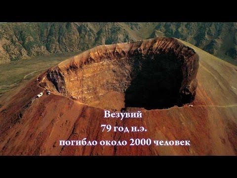 10 мощных извержений вулканов за 2 тысяч