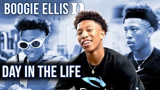 D1 Commit Boogie Ellis: Day In The Life! Inside Access w/ The #1 PG in California