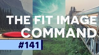 """Resize ANY Image with """"Fit Image"""" in Photoshop CC"""
