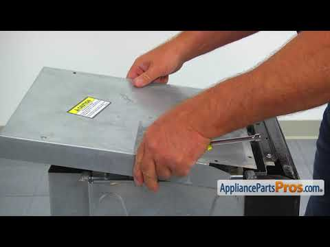 Trash Compactor Roller Assembly (Part #882688) - How To Replace