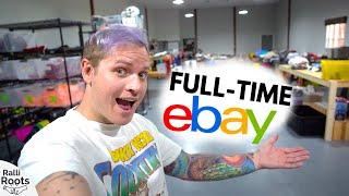How We Run a FULL-TIME eBay Business (Full Walkthrough 2020)