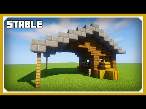 Minecraft Horse Stables Minecraft Horse Stable Ideas Patchescrafts Must love all the minecraft animals! minecraft horse stable ideas