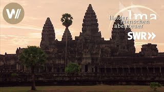 Angkor   Steinerndes Herz Der Khmer - Länder Menschen Abenteuer (SWR)