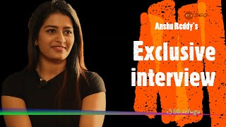 Telugu Tv Star Heroine Anshu Reddy Exclusive interview|| Kathalo rajakumari Actress  Anshu Secrets