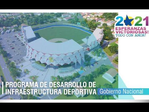 Esta será la inversión en infraestructura deportiva de Nicaragua en 2021