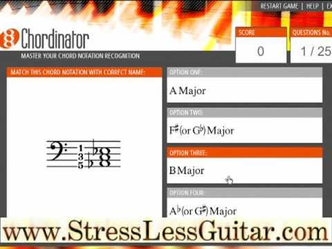 Easy learn Guitar Chords...