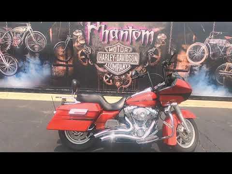 2006 Harley-Davidson Road Glide FLTR-I Red Pearl w/ Pinstripe