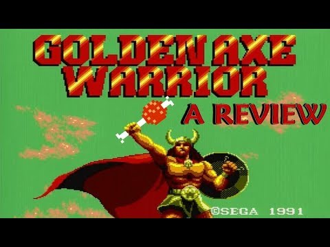 Review - Golden Axe Warrior (Sega Master System) | hungrygoriya