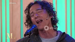 """Javier Calamaro Tocó """"Euforia Y Furia"""" En La #Mesaza De Mirtha"""