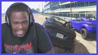 CAN MAV WIN A RACE??? - GTA 5 Online PS4   Twitch Subscriber Lobby Part 50