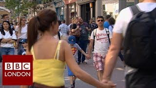 Should London have a car free day? – BBC London News