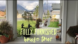 FULLY UPDATED AND FURNISHED HOUSE TOUR