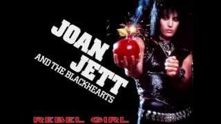 JOAN JETT - Rebel Girl (+Songtext)